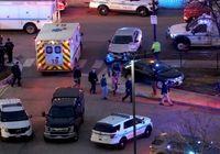 تیراندازی در بیمارستانی در شیکاگو +تصاویر