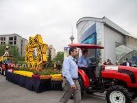 افتتاح نمایشگاه گل و گیاه +تصاویر