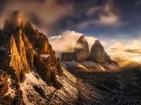 زیباترین قلههای جهان +تصاویر