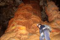 غار «سنایک» در استان مرکزی به روایت تصویر