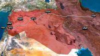گاردین: ایران بدنبال ایجاد مسیر زمینی از تهران تا بیروت است