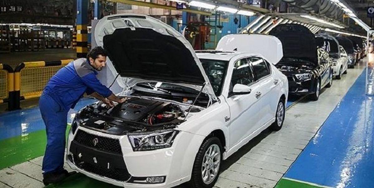 تولید خودروهای ارزان تر کاهش یافت