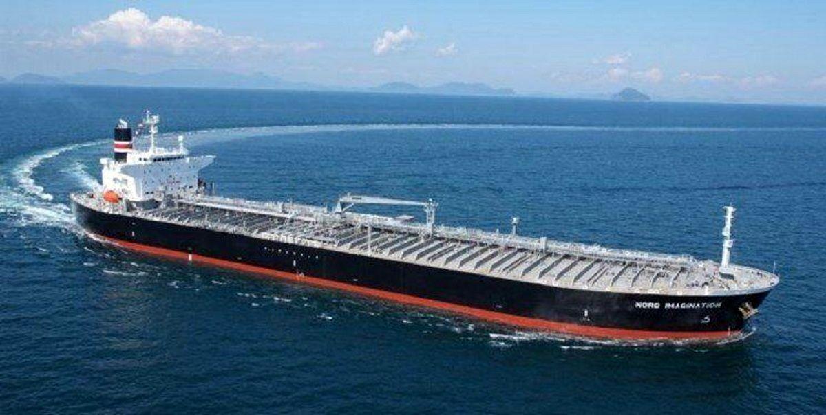 نفتکش ایرانی هورس رفع توقیف شد