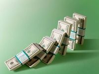 دلار کی سقوط میکند؟