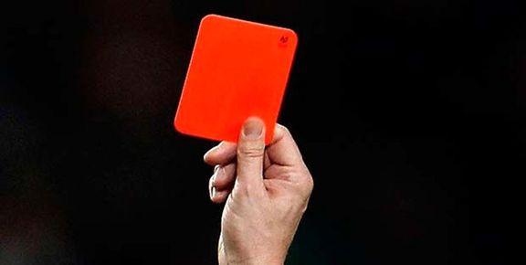 قانون جدید فوتبال؛ نشان دادن کارت به مربی و مسئولین تیمها