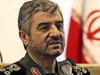 سردار جعفری: توان دفاعی ایران یک توان بازدارنده است