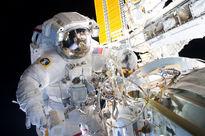 عملیات در ایستگاه فضایی بین المللی +عکس