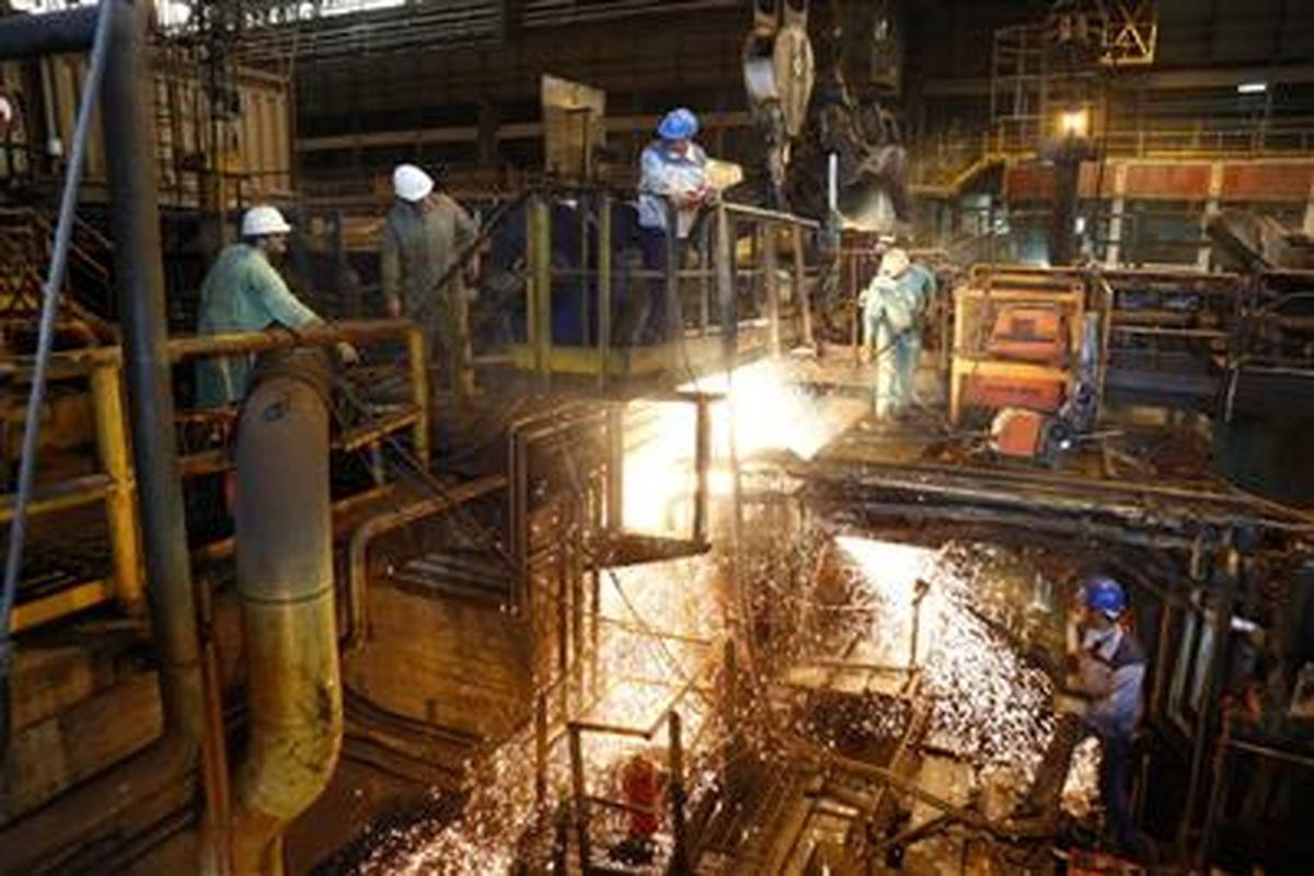 پایداری فولاد در مدار صعودی
