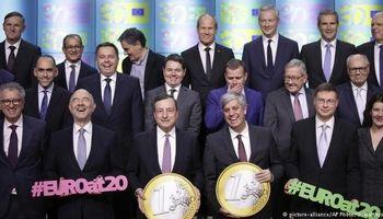 اتحادیه اروپا به دنبال تقویت ساز و کار ثبات یورو