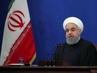 روحانی: افزایش قیمت دلار دلیل اقتصادی ندارد +فیلم