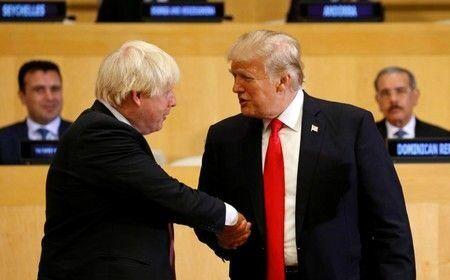آمریکا: توافق تجاری با انگلیس در گرو لغو برجام توسط لندن است