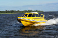 ساخت نخستین فروند تاکسی دریایی در گیلان