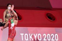 زمان ۳مبارزه حساس فرنگی کاران ایران در المپیک