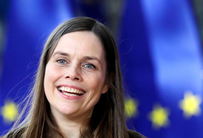 رهبر زن جهان ایسلند