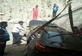 تصادف مرگبار در جاده هراز +عکس