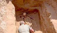 جمجمهای که از ۲۰۰۰ سال پیش میخندد! +عکس