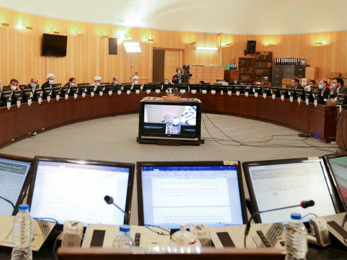 تصویب ۳ماده از آیین نامه داخلی کمیسیون / پخش زنده جلسات کمیسیون به بعد موکول شد