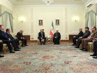 روابط ایران و روسیه بر خلاف خواست آمریکا در مسیر رو به پیشرفت است/ تاکید بر ضرورت تسریع در اجرای توافقات مشترک