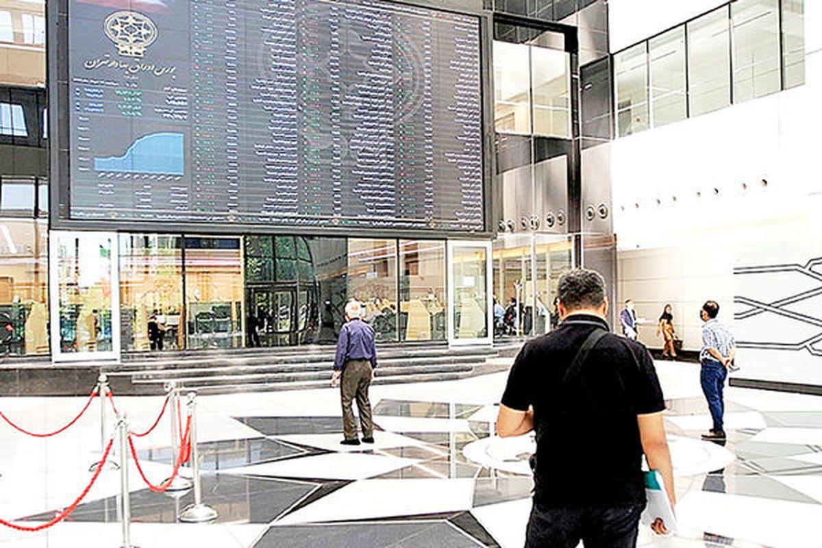 معاملات دست به عصا در بورس