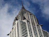 حراج دومین آسمانخراش معروف نیویورک +تصاویر
