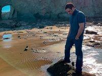تیپ ساحلی محمدرضا فروتن +عکس