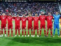 فوتبال ایران ۳۰جهان و نخست آسیا