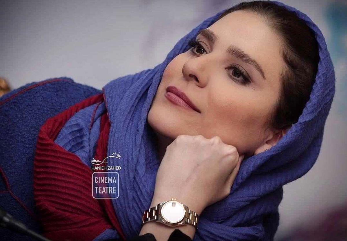 استایل سحر دولتشاهی در خارج از کشور + عکس