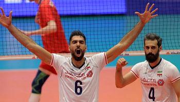 تیم ملی والیبال ایران قهرمان آسیا شد