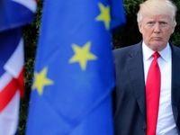 ترامپ خواستار لغو همه تعرفه های گمرکی با اروپا شد