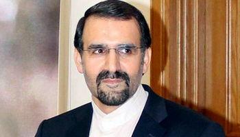 سفیر ایران در مسکو داغدار شد