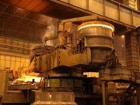 دست یابی به رکورد ۱۳۱ذوب در فولاد مبارکه