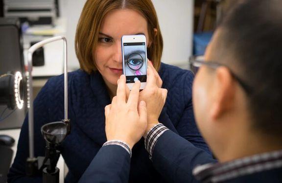 تشخیص کمخونی با یک نرمافزار تلفن همراه