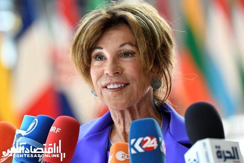 Austria's Chancellor Brigitte Bierlein, in office since June 3, 2019.