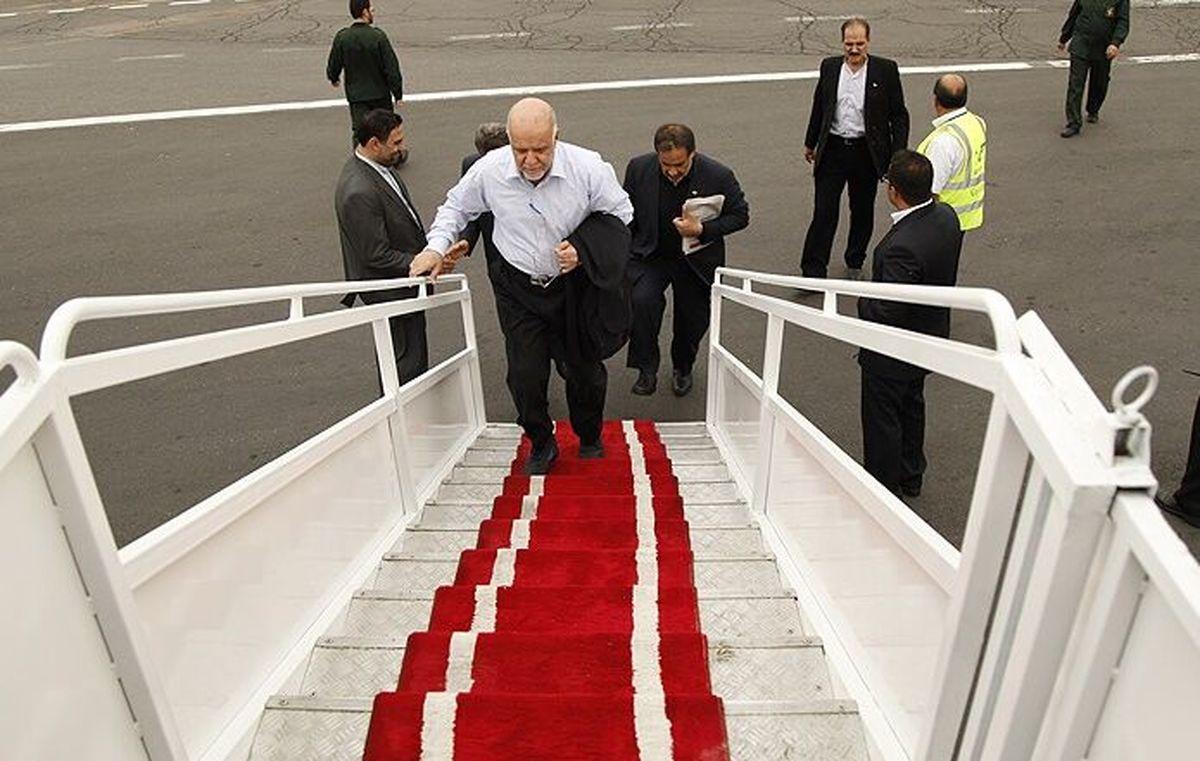 وزیر نفت به مسکو سفر میکند