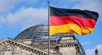 اقتصاد آلمان آب رفت