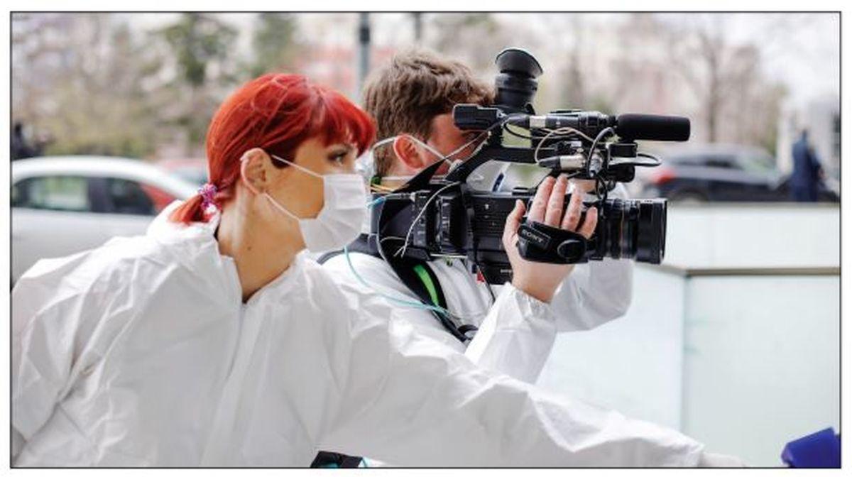تأثیر کرونا بر امنیت شغلی روزنامهنگاران