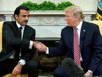 طرح قطر برای خریدن ترامپ با ۱۶میلیون دلار