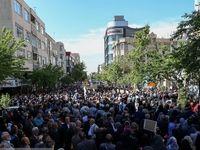 تجمع کارگران به مناسبت روز کارگر +عکس