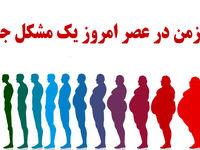 کم تحرکی و چاقی ۵۰درصد جمعیت روستایی کشور