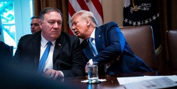 پامپئو: امیدوارم کارزار فشار ایران را به مذاکره بکشاند