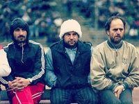 نیمکت پرسپولیس در آزادی ؛ ۳۲ سال پیش +عکس