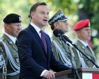 احتمال رای گیری پُستی برای انتخابات ریاستجمهوری لهستان