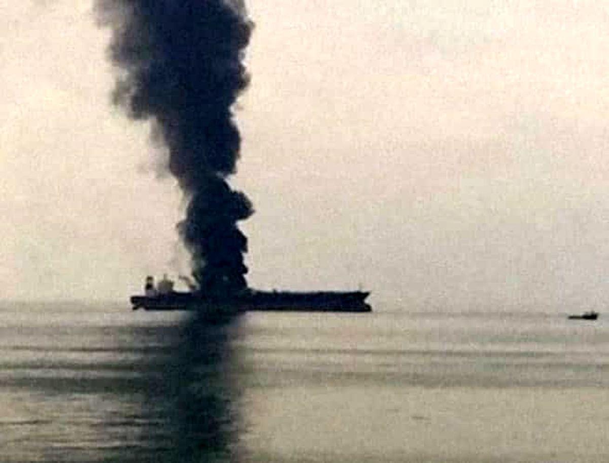انفجار یک کشتی در نزدیکی سواحل جده عربستان