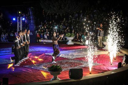 جشنواره ملی آش ایرانی در زنجان +عکس