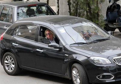 حمله پرسپولیسیها به خودروی سرمربی استقلال