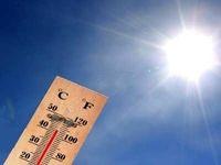 افزایش نسبی دمای هوا