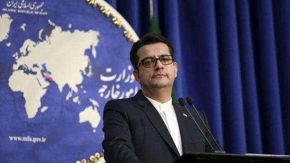 دیدار ظریف با وزیر امور خارجه کانادا در مسقط