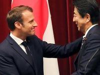 آبه شینزو: حفظ امنیت تنگه هرمز حیاتی است