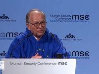کنفرانس امنیتی مونیخ با حضور ظریف آغاز شد