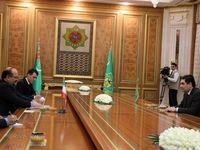 آغاز فصل جدید مناسبات همه جانبه ایران و ترکمنستان